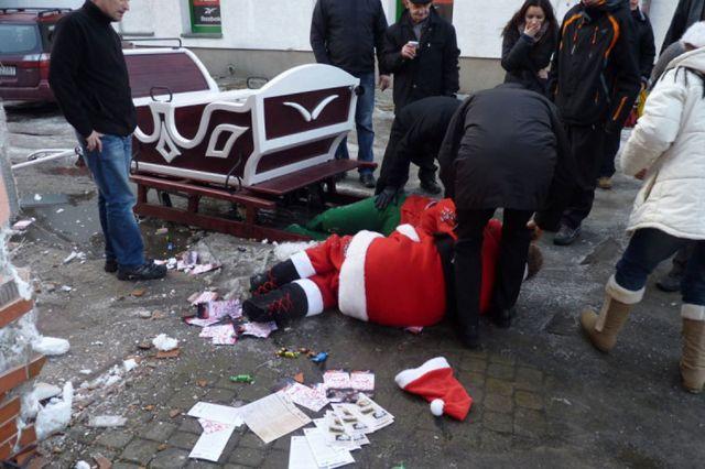 A-drunk-Santa