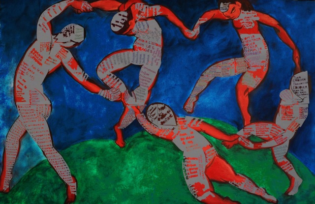 Matisse-la danza